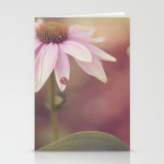 Ladybug Love Stationery Cards