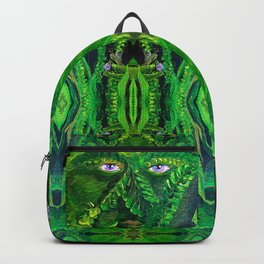 Garden Gardian Gnomes and Fairies Backpack