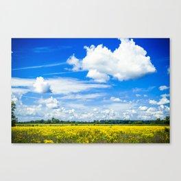 Michigan Bliss Canvas Print