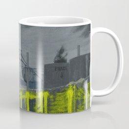 Lock Lane Coffee Mug