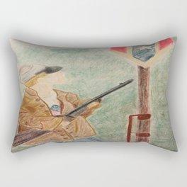 150th Gettysburg Flag Appreciation Rectangular Pillow