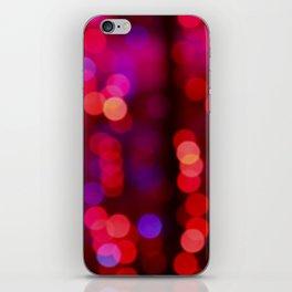 lights shine iPhone Skin