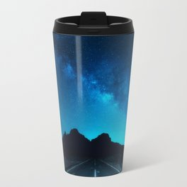 Blue MilkWay Travel Mug