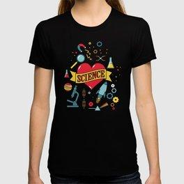 Scientific Tattoos T-shirt