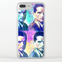 Falco Grafitti Clear iPhone Case