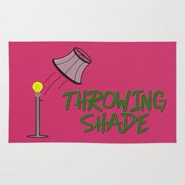 Throwing Shade Rug
