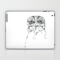 Grumpy Feathers Laptop & iPad Skin