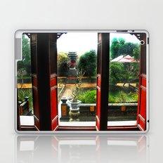 Buddhist Temple, Hue, Viet Nam Laptop & iPad Skin