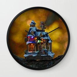 Toy shop I Wall Clock