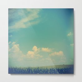 Somewhere Off in the Distance Metal Print