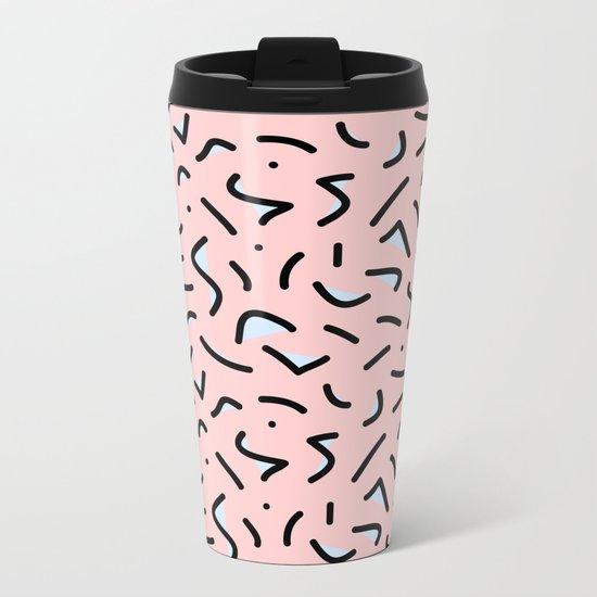 'MEMPHISLOVE' 33 Metal Travel Mug