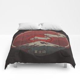 Fujisan Comforters