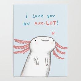 Lotl Love Poster