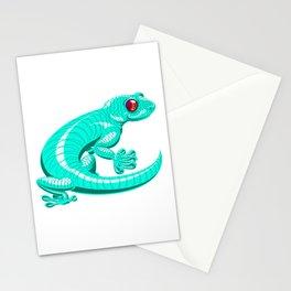 Lenny the Lounge Lizard Stationery Cards