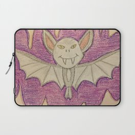 Bat in a cave Laptop Sleeve