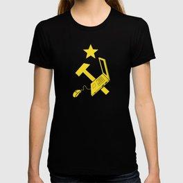 hammer&laptop II T-shirt