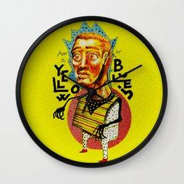 Jacinto Coronel Wall Clock