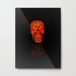 Macabre Metal Print