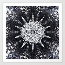 openwork 5 Art Print