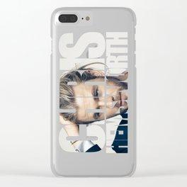 Chris Hemsworth Clear iPhone Case