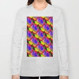 Hibiscus Fantasy 3 Long Sleeve T-shirt