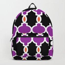Hollywood Regency Trellis Pattern 637 Backpack