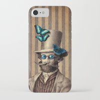 mandie manzano iPhone & iPod Cases featuring Doctor Popinjay by Eric Fan