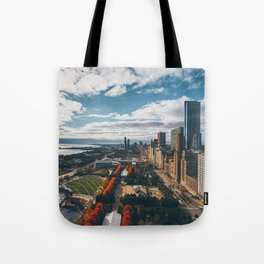 Grant Park in the Fall Tote Bag