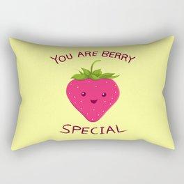 Fruity Truth Rectangular Pillow