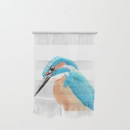 Common Kingfisher Wall Hanging