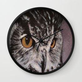 Be Wise Wall Clock