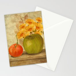 Fruit In The Sun Stationery Cards