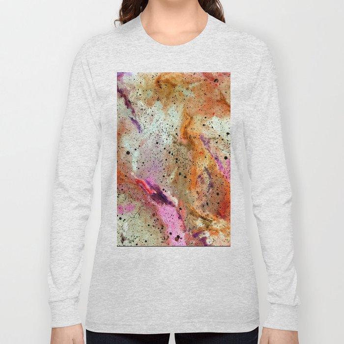 Galaxy (inverted) Long Sleeve T-shirt