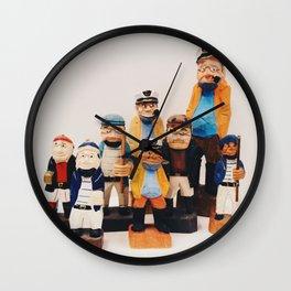 Sea Homies Wall Clock