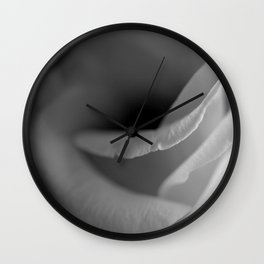 Livin' on the Edge Wall Clock