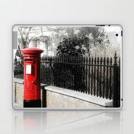Waiting for the Postman Laptop & iPad Skin