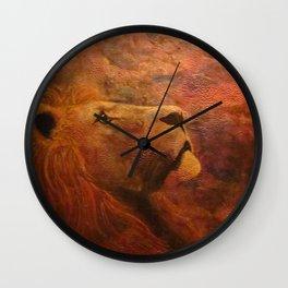 Protector Wall Clock