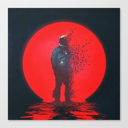 The Dispersion Effect Canvas Print