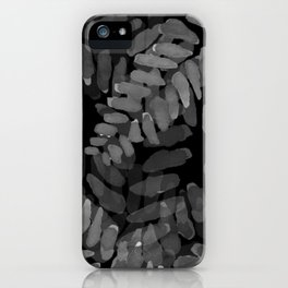Mimosa on reverse iPhone Case