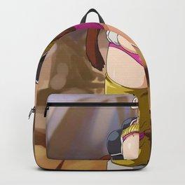 Sayajin Woman Backpack