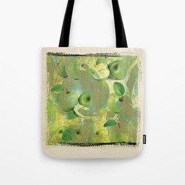 Fine Art of The Sense of Green Life! Tote Bag