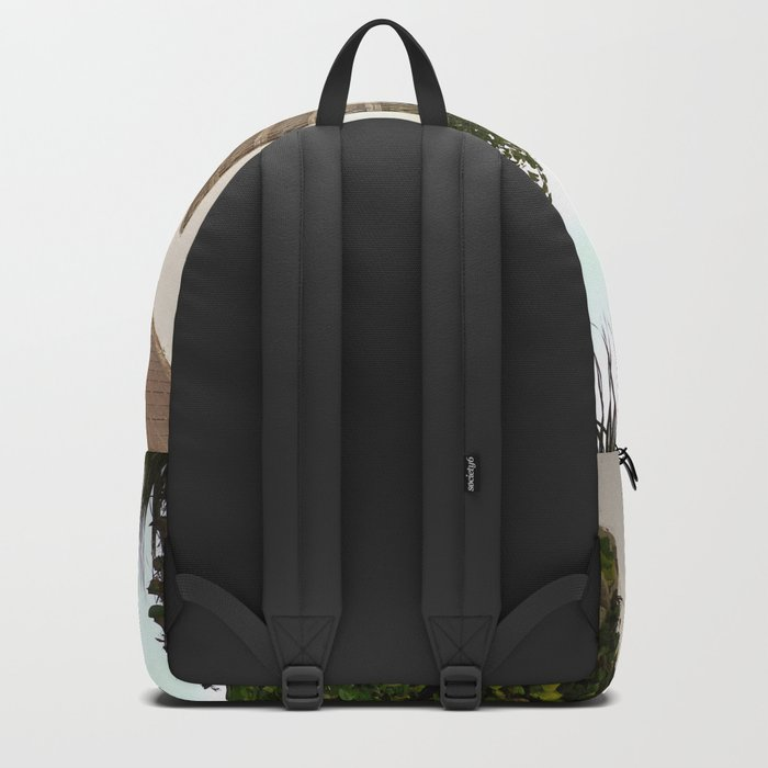 Road to the Beach Backpack