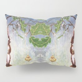 A fuzzy feeling - squirrel Pillow Sham