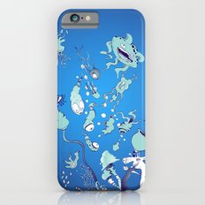 Aquatic Creatures iPhone 6s Slim Case