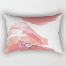 Pastel Poppies Rectangular Pillow