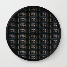 Fear of Incarceration  Wall Clock