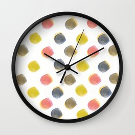 dot space dot Wall Clock