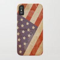 patriotic iPhone & iPod Cases featuring Patriotic  by Cloz000