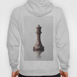 queen low poly Hoody