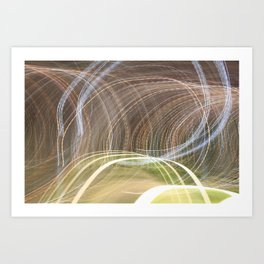 Bright Lights, Big City VII Art Print